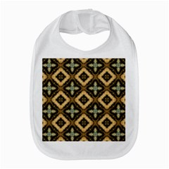Faux Animal Print Pattern Bib by creativemom
