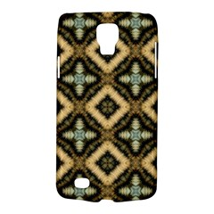 Faux Animal Print Pattern Galaxy S4 Active by creativemom