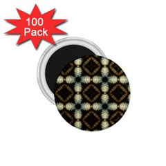 Faux Animal Print Pattern 1 75  Magnets (100 Pack)  by creativemom