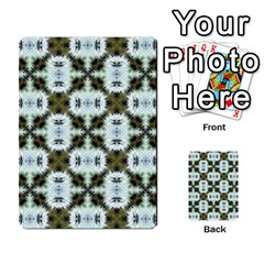 Faux Animal Print Pattern Multi Purpose Cards (rectangle)