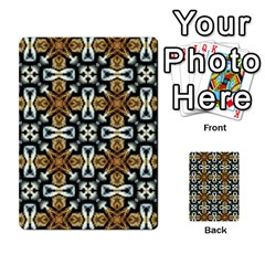 Faux Animal Print Pattern Multi Purpose Cards (rectangle)