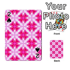 Cute Pretty Elegant Pattern Playing Cards 54 Designs  by creativemom