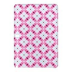 Cute Pretty Elegant Pattern Samsung Galaxy Tab Pro 10 1 Hardshell Case by creativemom
