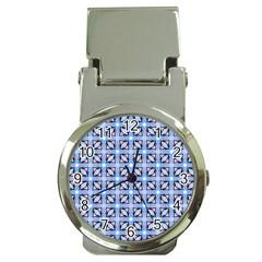 Cute Pretty Elegant Pattern Money Clip Watches by creativemom