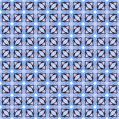 Cute Pretty Elegant Pattern Magic Photo Cubes