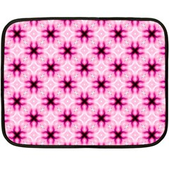 Cute Pretty Elegant Pattern Fleece Blanket (mini) by creativemom
