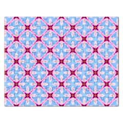 Cute Pretty Elegant Pattern Rectangular Jigsaw Puzzl