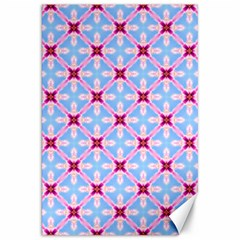 Cute Pretty Elegant Pattern Canvas 20  X 30   by creativemom