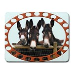 Three donks Small Mousepad