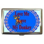 Love my donkey Cigarette Money Case