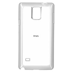 Comic Book Pop! Samsung Galaxy Note 4 Case (white) by ComicBookPOP