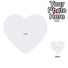 Comic Book WHAM! Multi-purpose Cards (Heart)