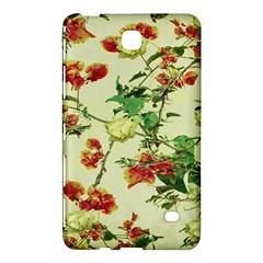 Vintage Style Floral Design Samsung Galaxy Tab 4 (8 ) Hardshell Case