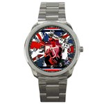 Anarchy In The UK  Sport Metal Watch