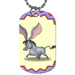 Big ears Dog Tag (One Side)