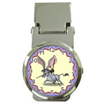 Big ears Money Clip Watch
