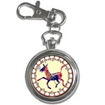 Funny Donkey Key Chain Watch