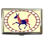 Funny Donkey Cigarette Money Case