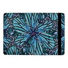 Modern Floral Collage Pattern Samsung Galaxy Tab Pro 10 1  Flip Case by dflcprints