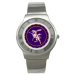 Herald Donkey Stainless Steel Watch