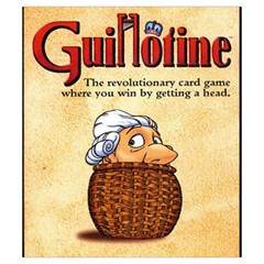 Guillotine By Ray Dana Front