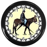 Mammoth Wall Clock (Black)