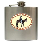 Mammoth Hip Flask (6 oz)