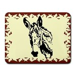 Donkey head Small Mousepad
