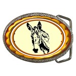 Donkey head Belt Buckle