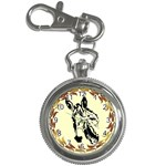 Donkey head Key Chain Watch