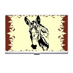 Donkey head Business Card Holder