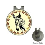 Donkey head Golf Ball Marker Hat Clip