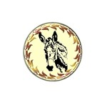 Donkey head Hat Clip Ball Marker (4 pack)