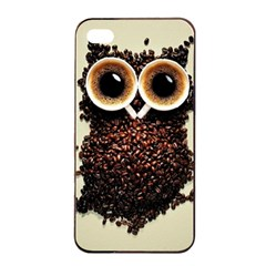 5s  Apple iPhone 4/4s Seamless Case (Black) by Willy66