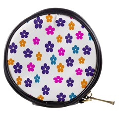 Candy Flowers Mini Makeup Bags by designmenowwstyle