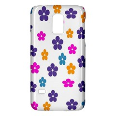 Candy Flowers Galaxy S5 Mini by designmenowwstyle