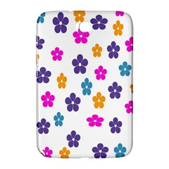 Candy Flowers Samsung Galaxy Note 8 0 N5100 Hardshell Case  by designmenowwstyle