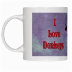 Love Donks White Mug