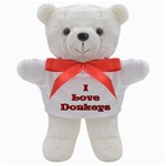 Love Donks Teddy Bear