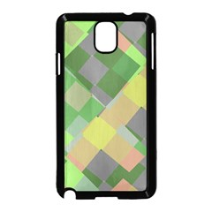Squares And Other Shapes Samsung Galaxy Note 3 Neo Hardshell Case by LalyLauraFLM