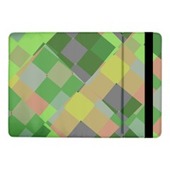 Squares And Other Shapes	samsung Galaxy Tab Pro 10 1  Flip Case by LalyLauraFLM
