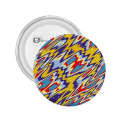 Colorful Chaos 2 25  Button by LalyLauraFLM