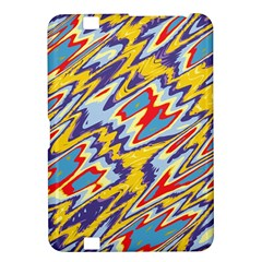 Colorful Chaos Kindle Fire Hd 8 9  Hardshell Case by LalyLauraFLM