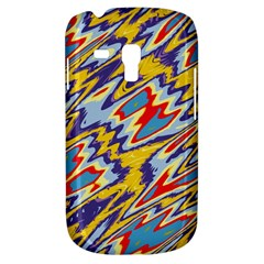Colorful Chaos Samsung Galaxy S3 Mini I8190 Hardshell Case by LalyLauraFLM