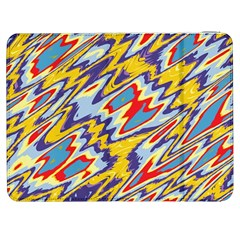 Colorful Chaos Samsung Galaxy Tab 7  P1000 Flip Case by LalyLauraFLM