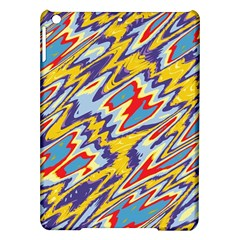Colorful Chaos Apple Ipad Air Hardshell Case by LalyLauraFLM