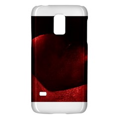 Red Heart Galaxy S5 Mini by timelessartoncanvas