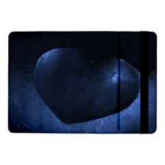 Blue Heart Collection Samsung Galaxy Tab Pro 10 1  Flip Case by timelessartoncanvas