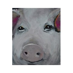 Piggy No  1 5 5  X 8 5  Notebooks by timelessartoncanvas