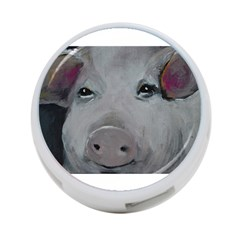 Piggy No  1 4 Port Usb Hub (one Side) by timelessartoncanvas